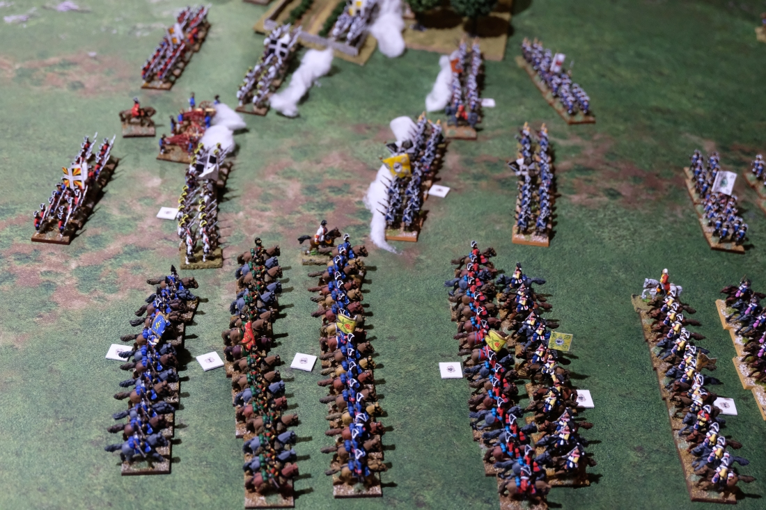 11 Cavalry Battle & Fr Rt Flank.JPG